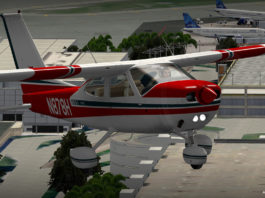Alabeo Cardinal II X Plane
