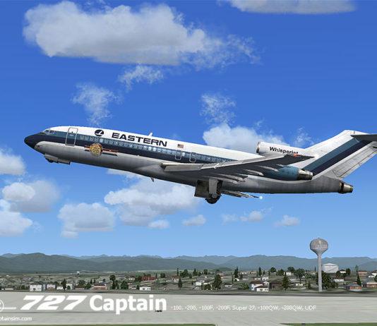 Captain Sim Boeing 727
