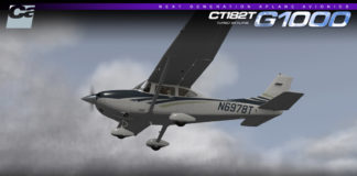 Carenado CT182T X Plane