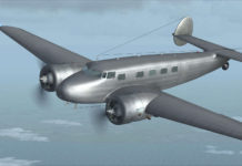 Just Flight Electra Model 10A