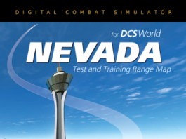 Digital Combat Simulator Nevada
