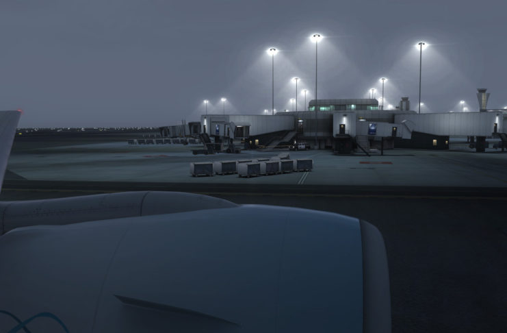 Flightbeam KSFO