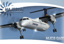 Majestic Software Q400