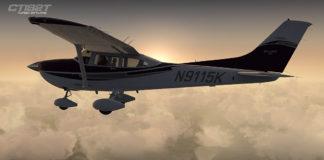 Carenado CT182T Skylane