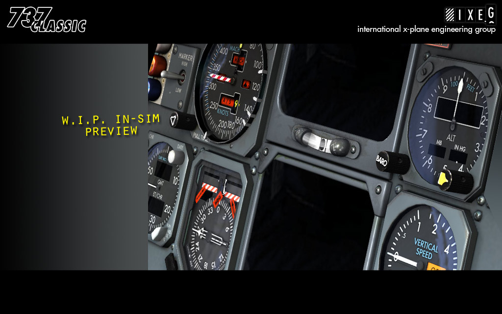 IXEG release 737 Classic for X-Plane | Simmingly