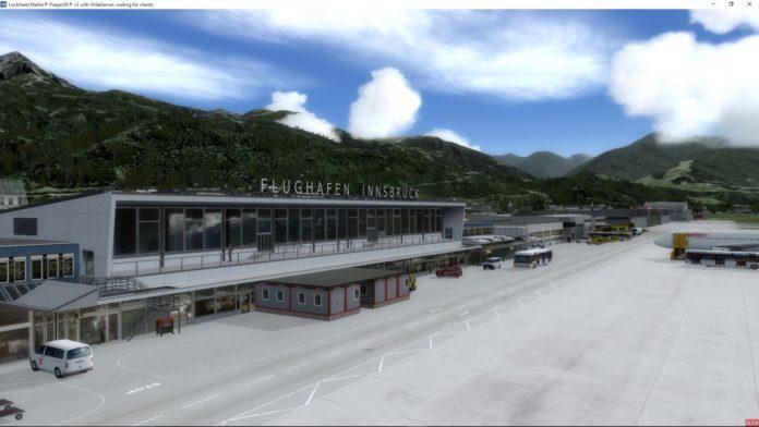 Aerosoft Approaching Innsbruck