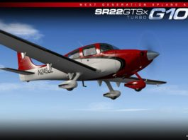 Carenado SR22 X-Plane