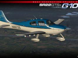 Carenado SR22 X-Plane