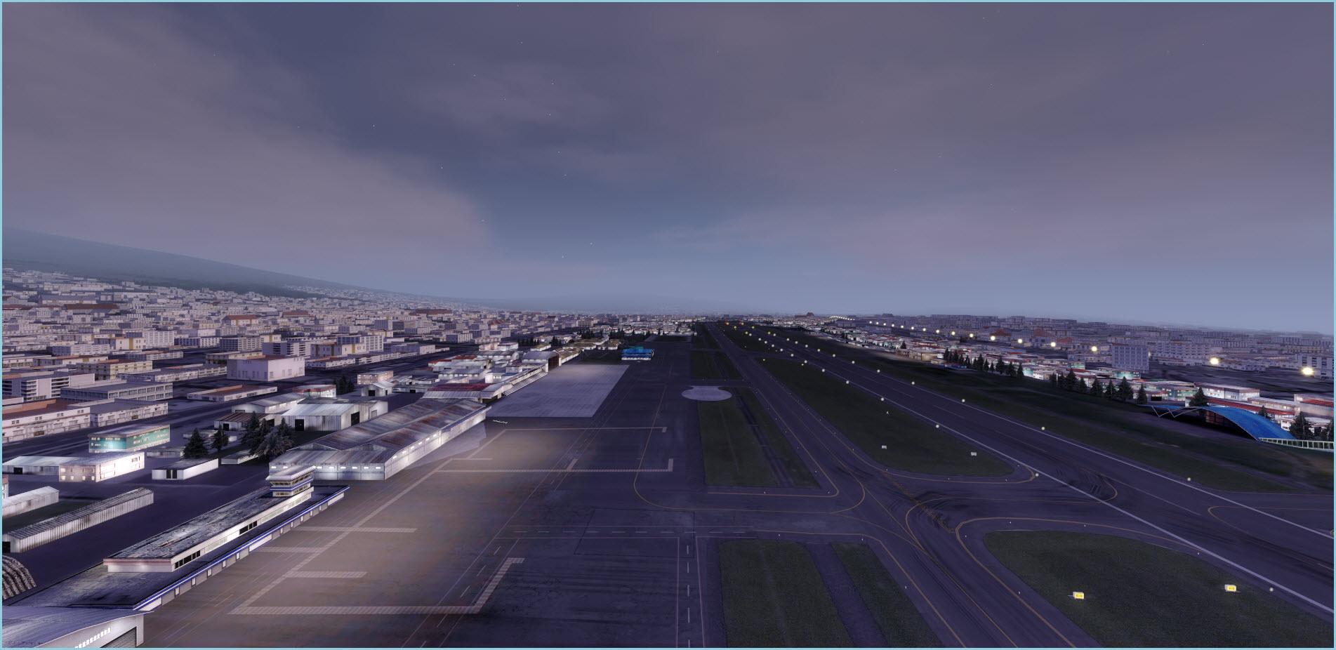 Approaching Quito Dawn