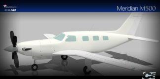 Carenado Piper Meridian M500