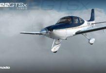 Carenado SR22 GTSx