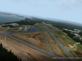 KBHB Hancock County-Bar Harbor Airport