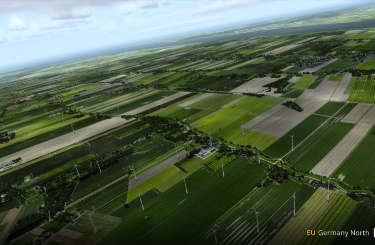 ORBX EU Germany North