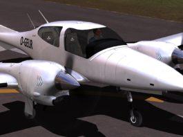 DTG Flight School Diamond DA42