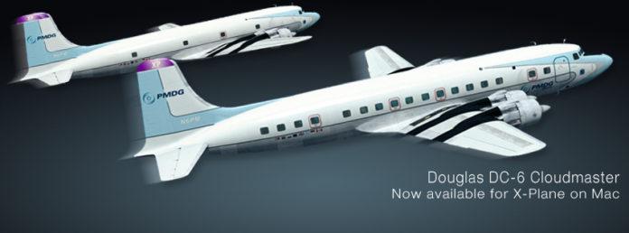 PMDG DC-6 Updated
