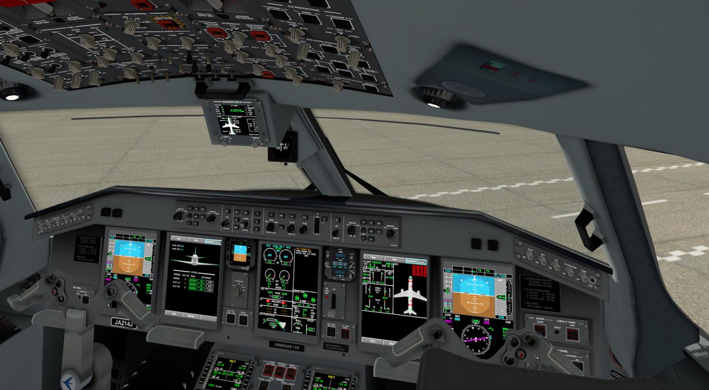 SSG Embraer E-170LR