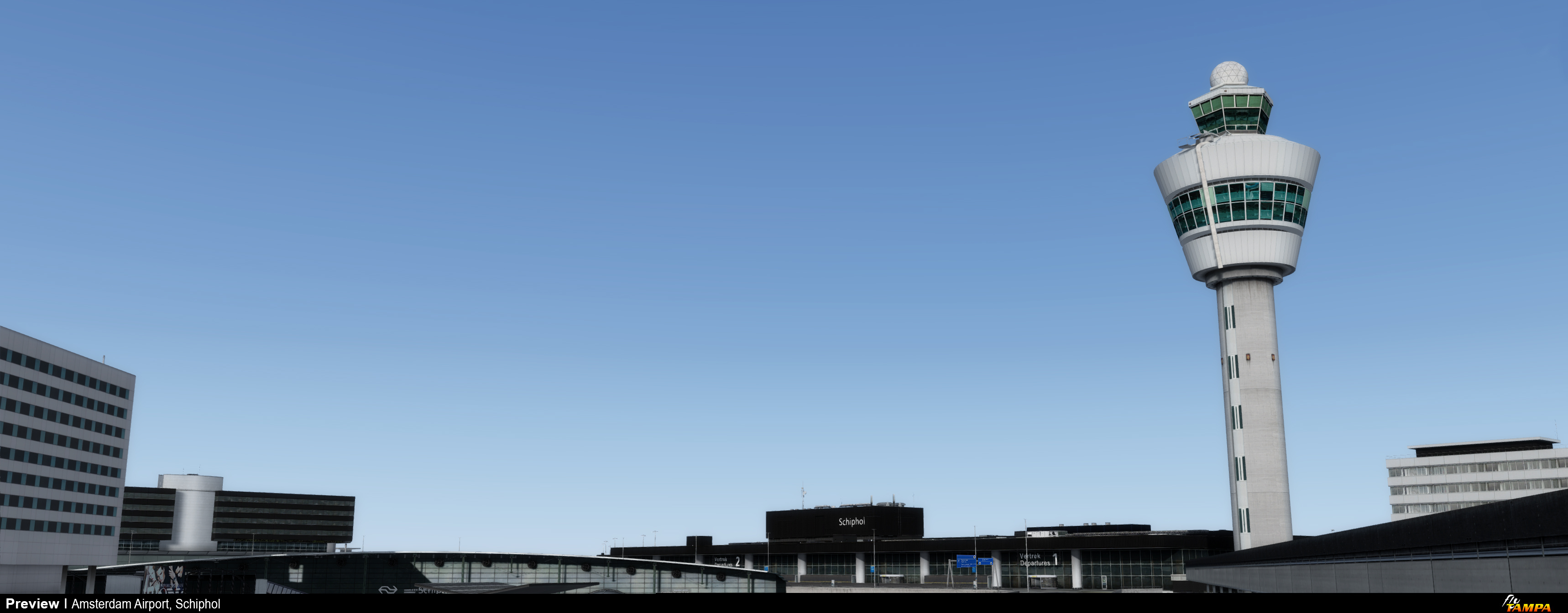 FlyTampa EHAM Preview