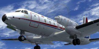 Just Flight HS 748 Propliner