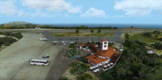 ORBX Catalina Airport