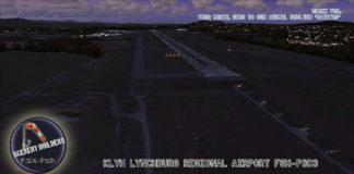 Fsxcenery Lynchburg Regional Airport