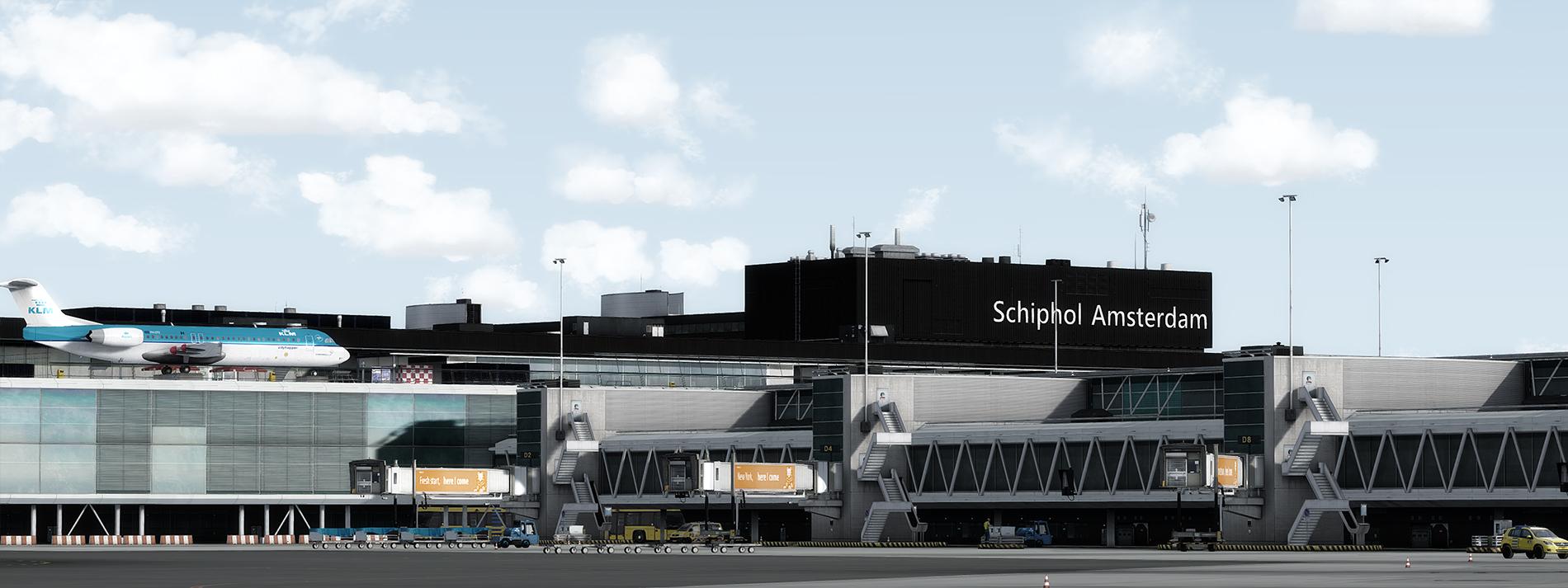 FlyTampa Amsterdam