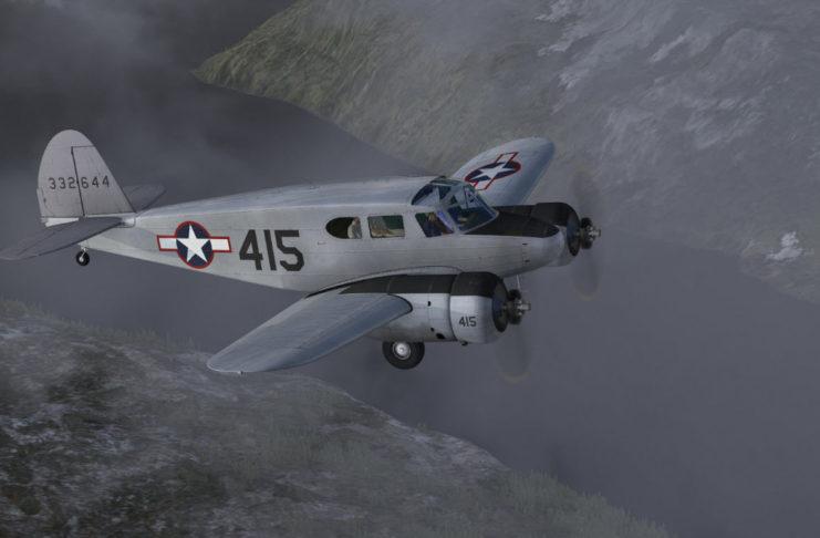 Milviz T-50
