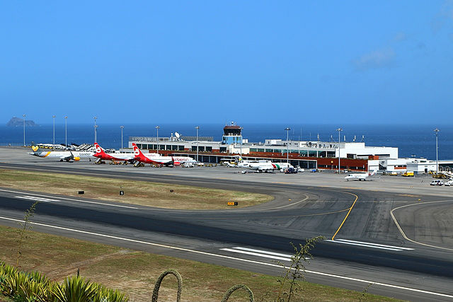 Madeira Funchal Airport