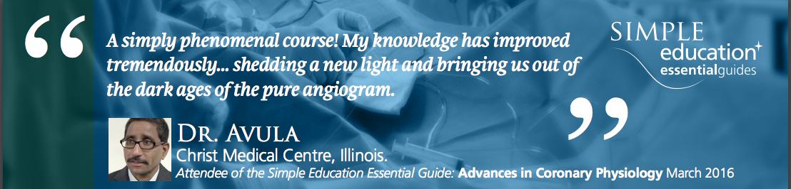 Simple Education Interventional Cardiology: Coronary Physiology
