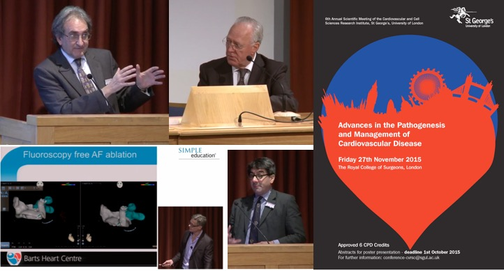 Advances in the Pathogenesis and Management of Cardiovascular Disease
