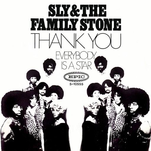 Sly The Family Stone Thank You Everybody Is A Star