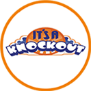 Its a Knockout circle logo