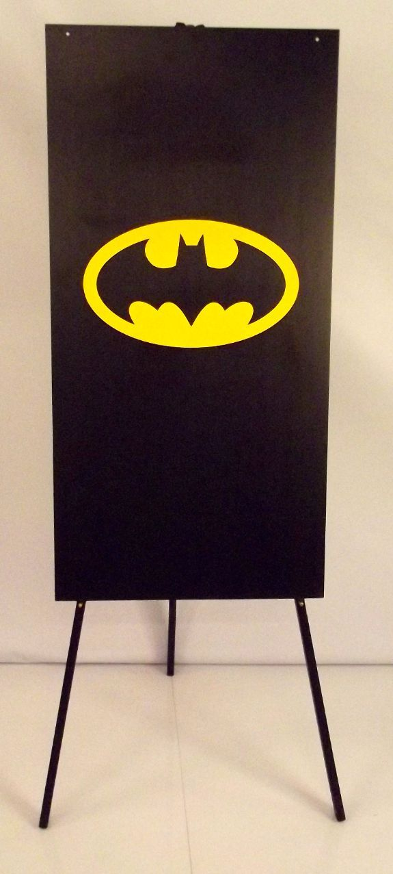Batman Foamex Flag