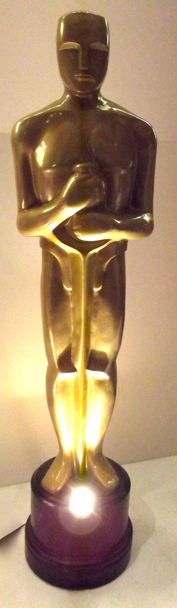 Giant 3D Oscar