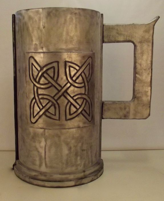 Large Beer Tankard