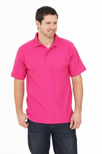 Unisex Classic Pique Polo Shirt