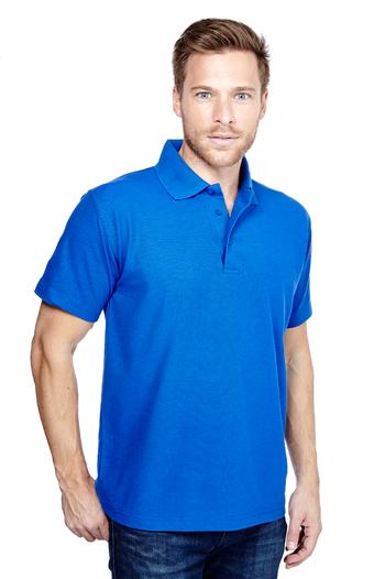 Unisex Active Pique Polo Shirt