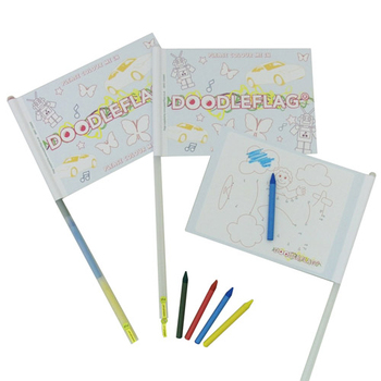 Doodle Flags