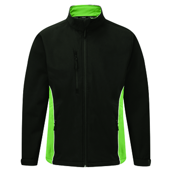 Silverstone Contrast Softshell Jacket