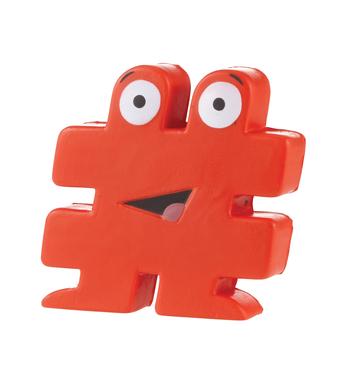 Stress Hashtag