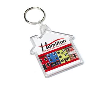 Acrylic KeyFobs