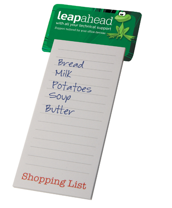 Shopping List Fridge Magnet