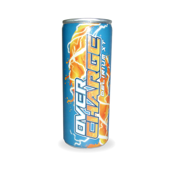 Energy & Isotonic Drink Cans