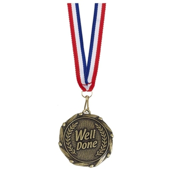 Well Done Combo Medal
