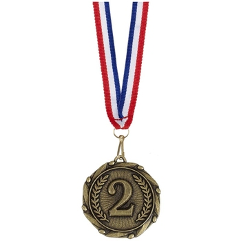 2nd Place Combo Medal