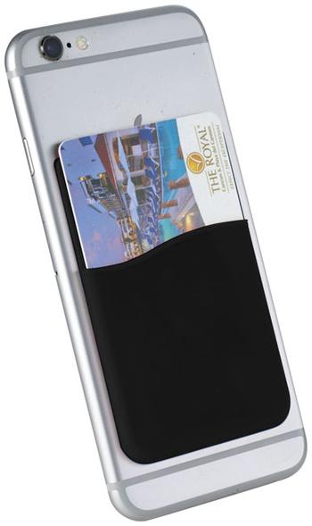 Slim Silicone Card Wallet
