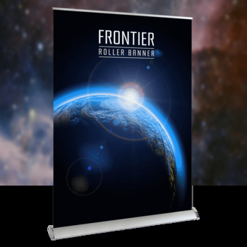 Frontier Roller Banner