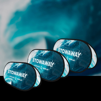 Stowaway Outdoor Display