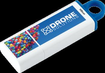 Kingston DataTraveler G4 - 16GB (FOC 24hr Express Available - Full Colour Print)