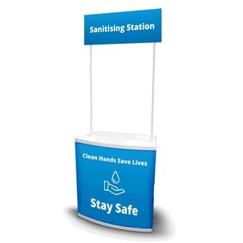Sanitising Station
