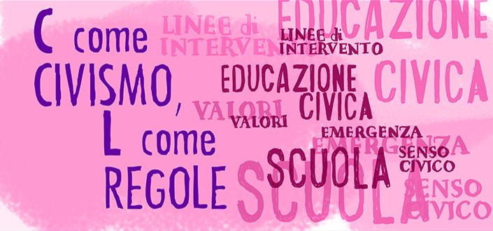 C come Civismo, R come Regole
